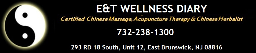 Hua Kang Health Center - Massage, Acupincture and Chinese Herb Medicine: 732-819-0058;1609 Lincoln Hwy, Edison NJ 08817